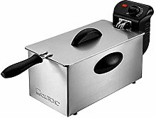 Clatronic fr3586 Deep Fryer Stainless Steel