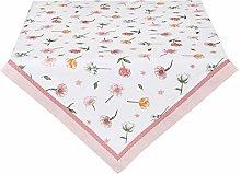 Clayre & Eef ASD01 Tablecloth Pink / Orange /