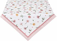 Clayre & Eef ASD15 Tablecloth Rose / Orange /