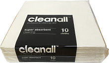 Clean All White 10 pack Strong Absorbent General