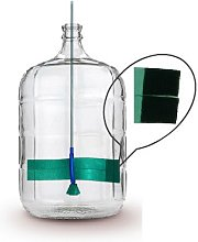 Clean Bottle Express¨ Carboy Scrubber