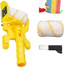 Clean-Cut Paint Edger Roller Brush Safe Kit,