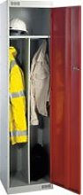 Clean & Dirty Locker, Red, Free Standard Delivery