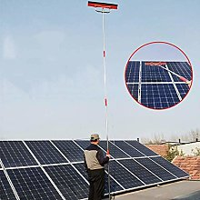 Cleaning Photovoltaic and Solar Panels, Window