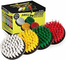 Cleaning Supplies - Drill Brush - Bathroom