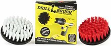 Cleaning Supplies - Drill Brush - Grout Cleaner -