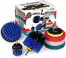 Cleaning Supplies - Drillbrush - Brush Drill