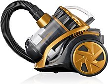 CLEANmaxx 06445 Bagless Cyclonic Vacuum Cleaner |