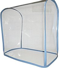 Clear Pastel Blue PVC Smeg SMF01 Stand Mixer Cover