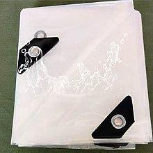 Clear Tarp - Tarpaulin Rainproof Cloth Transparent