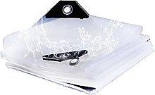 Clear Tarp - Transparent Tarp - Clear Tarpaulin
