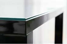Clear Tempered Glass Dining Table Top Protector