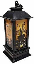 Clearance ! Halloween Lantern,Pumpkin Castle Small