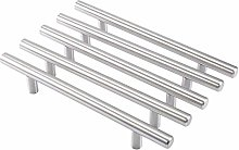 ClearloveWL Drawer handles, 20pcs Stainless Steel
