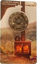 Clearview Magnetic Stove Thermometer