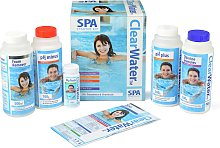Clearwater Hot Tub Chemical Starter Kit