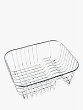 Clearwater Tango Kitchen Sink Basket Dish Rack,
