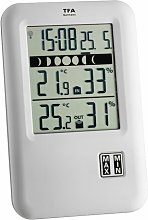 Clearwater Wireless Thermometer-Hygrometer Symple