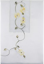 Clematis Tablecloth Lily Manor Colour: Yellow