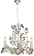 Clemmer 3-Light Candle-Style Chandelier Astoria