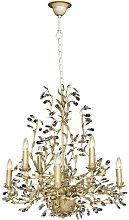 Clemmons 8-Light Candle-Style Chandelier Astoria