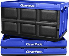CleverMade CleverCrates 46 Liter Collapsible