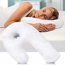 Hamkaw Side Sleeper Arm Rest Pillow, U