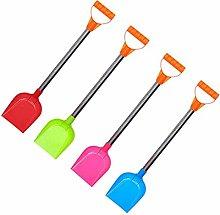 CLFYOU shovel - 4Pcs Snow Shovel Children Plastic