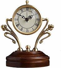 CLHXZE Desk Clock Table For Living Room Decor Desk