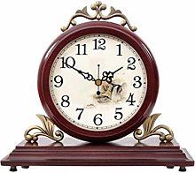 CLHXZE Desk Clock Table For Living Room Decor