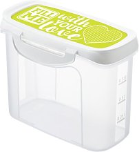 Click and Lock 1000ml Kitchen Canister (Set of 6)