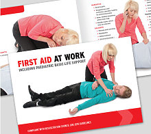 Click - CLICK MEDICAL FIRST AID AT WORK BOOK -