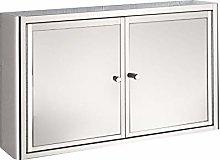 Clickbasin Large Bathroom Mirror Bathroom Storage