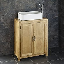 clickbasin Rectangular Sink On 650mm by 340mm