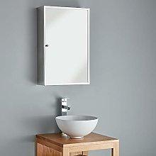 Clickbasin Single Door Wall Mirror Bathroom