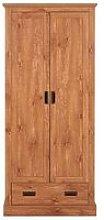 Clifton 2 Door, 1 Drawer Wardrobe