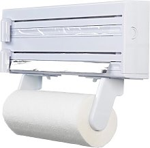Cling Film, Foil and Kitchen Towel Dispenser KitchenCraft