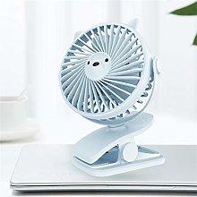 Clip On Fan Battery Powered Baby Pram Fan Fan With