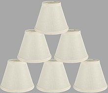 Clip on Lampshades Candle Chandelier for New Year