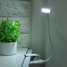 Clip On Reading Lamp Safety Charging Indicator