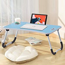 CLIPOP Laptop Bed Tray Table with Handle,Portable
