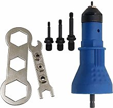 CLJ-LJ Rivet Nut Tool Adaptor,M3 M4 M5 M6 Cordless