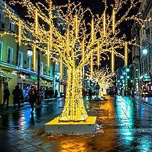 CLL Christmas Meteor Shower Rain Lights Led