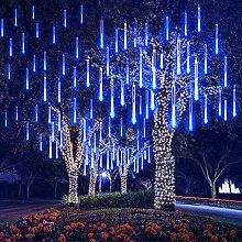 CLL Outdoor Waterproof Meteor Shower Lights Garden