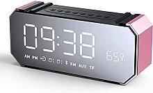 Clock Digital Alarm Clock With Large Led Display
