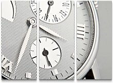 Clock Face with Roman Numerals Photographic Art