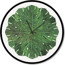 Clock LEAVES CLOCKWISE GTO6576 PINTDECOR