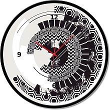 Clock ORA GRAFICA GTO6590 PINTDECOR