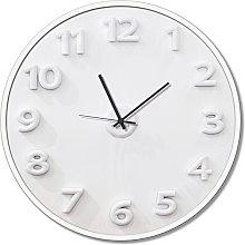 Clock RELIEF WHITE GTO6606 PINTDECOR