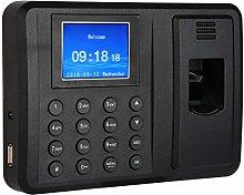Clock Time Card Machine T9 Input Method Attendance